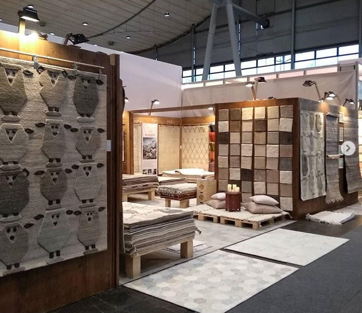 Domotex 2019 in Hannover EN